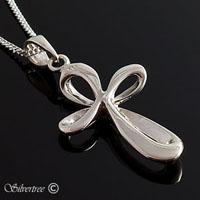 Kors i Silver